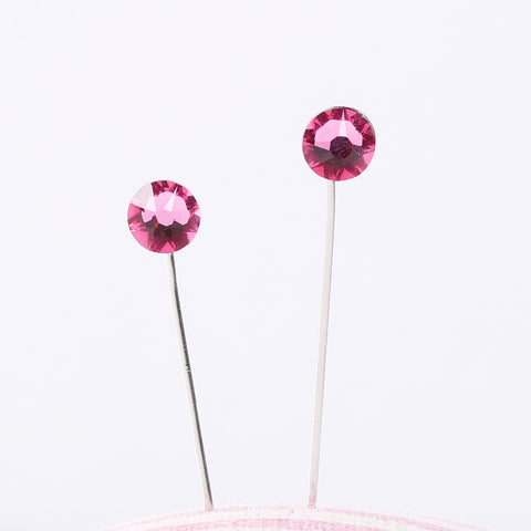 Mumu Hijab Pins in Dark Pink, Dark Blue & Juniper