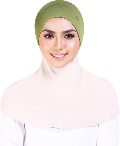 mUMu Snow Cap Inner in Green Tea
