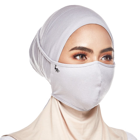 mUMu Face Mask - Light Grey