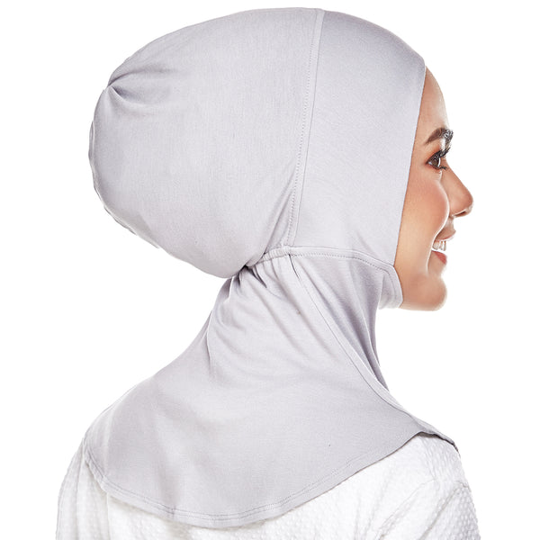 Super Comfy Inner Neck V - Light Grey