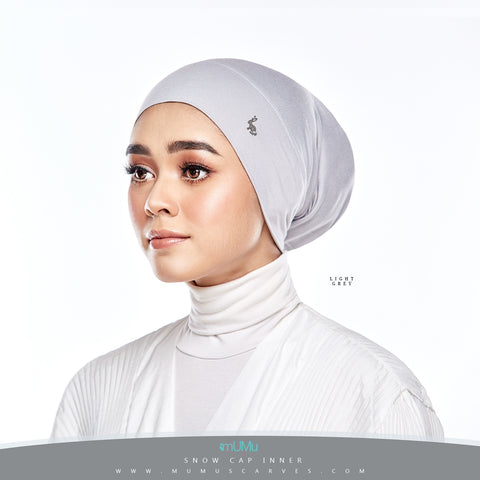 mUMu Snow Cap Inner 2021 - Light Grey
