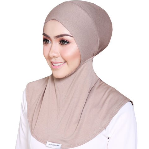 LIGHT BROWN (V-SHAPE)