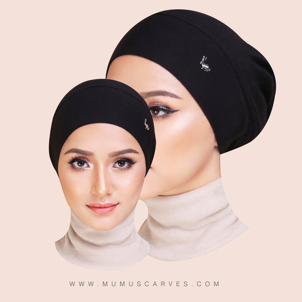 Snow Cap Inner - Diamond Black