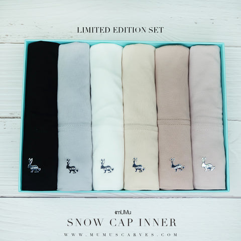MUMU SNOW CAP LIMITED EDITION SET