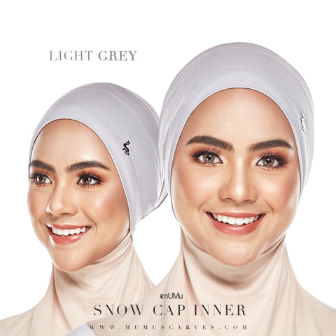 mUMu Snow Cap Inner - Light Grey