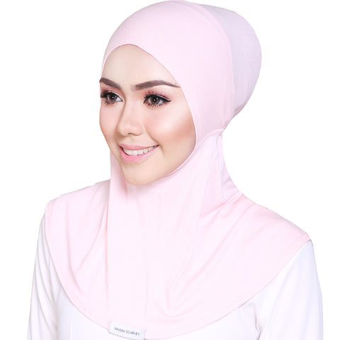 POWDER PINK (V-SHAPE)