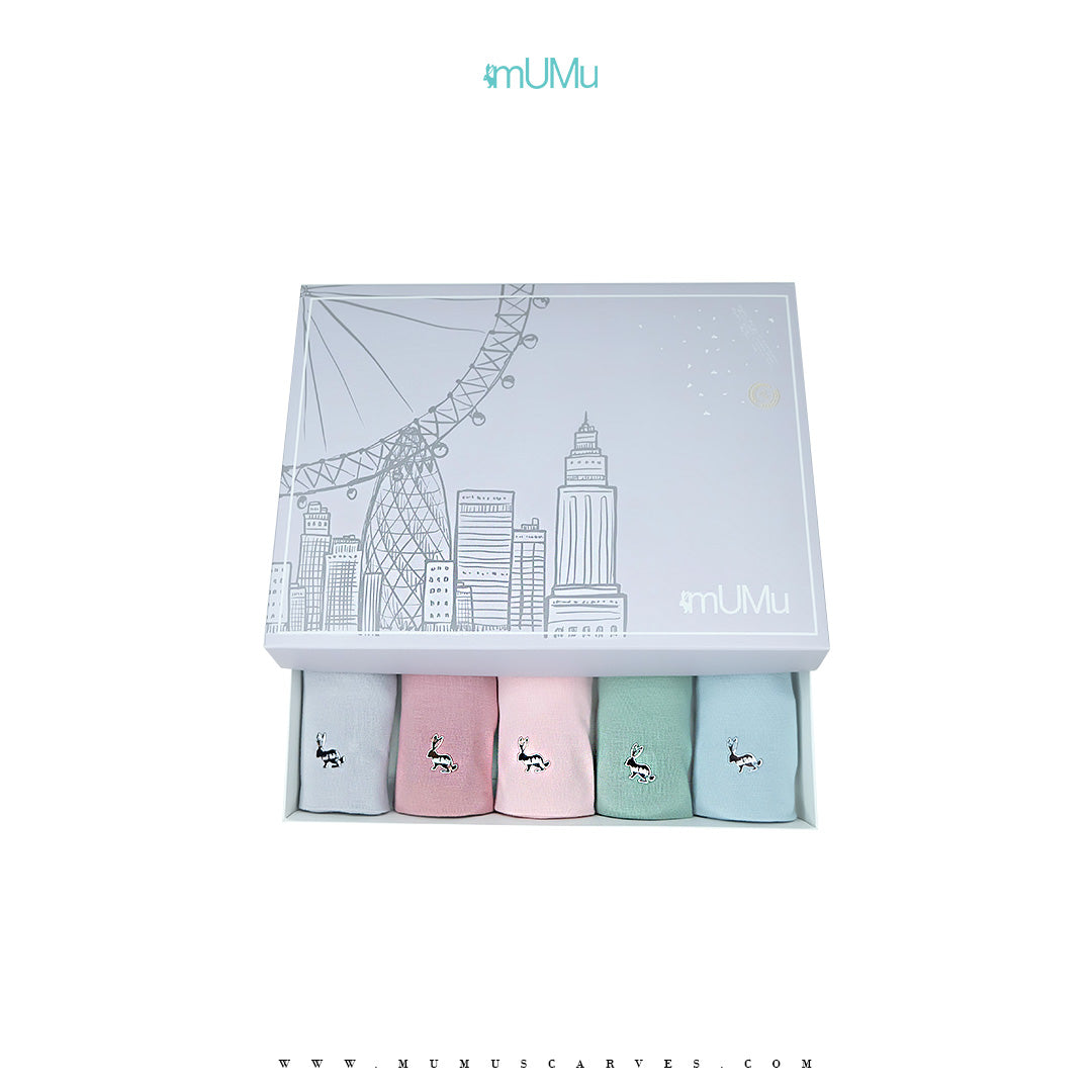 SPECIAL EDITION SNOW CAP INNER BOX SET 6