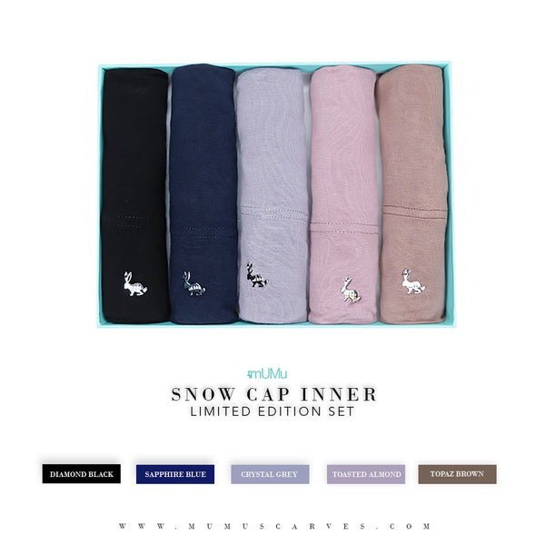 MUMU SNOW CAP LIMITED EDITION BASIC SET