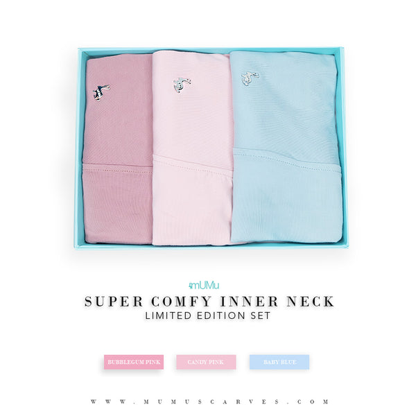Super Comfy Inner Neck - Set 2