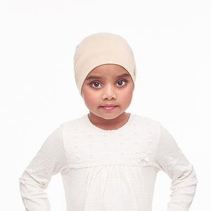 mUMu Snow Cap Inner Kids - Silky Cream