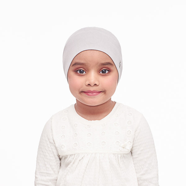mUMu Snow Cap Inner Kids - Skylight Grey