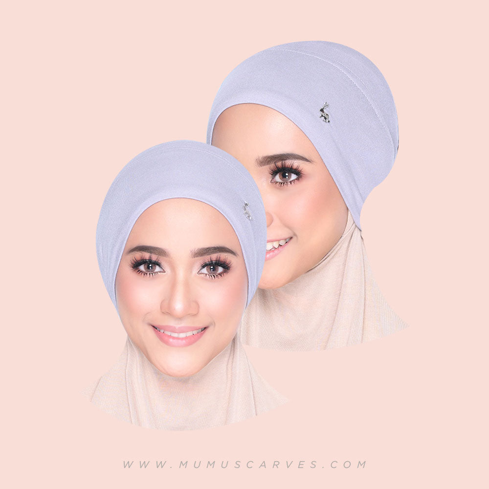mUMu SNOW CAP INNER PASTEL SERIES - DUSTY GREY