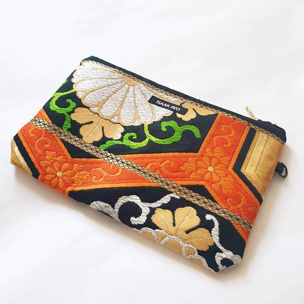 "Clutch bag ""Yuko"""