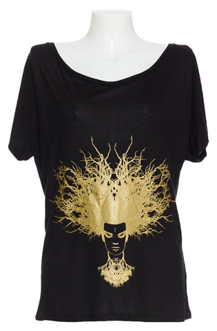 Tree-Fro. Tencel T Shirt