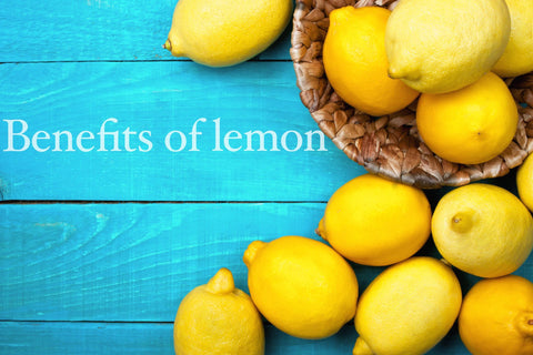 Benefits of Lemon in losing weight!