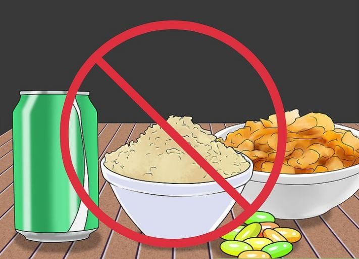 Food you must avoid while trying to lose weight