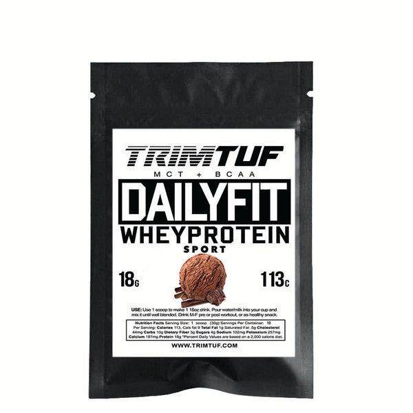 Delicious Dutch Chocolate Protein