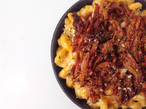 PULLED PORK MAC