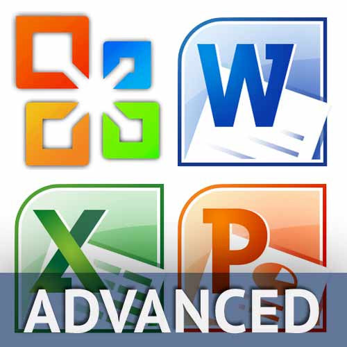 Microsoft Office Suite - Word, Excel & PowerPoint - Advanced