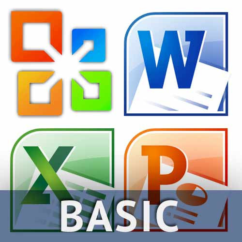 Microsoft Office Suite - Word, Excel & PowerPoint - Basic