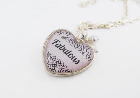 Fabulous Heart Pendant Necklace