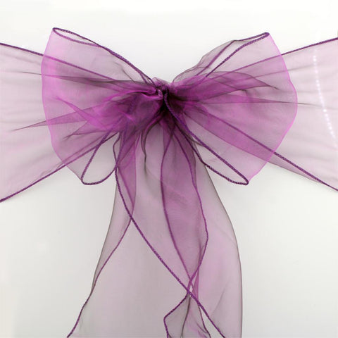 organza chair sashes page 2 js events