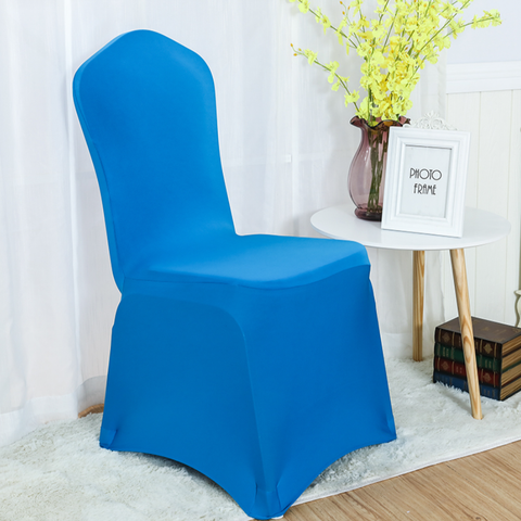 spandex chair covers blue js events