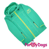 Gregarious Green Snuggle Suit For Girls