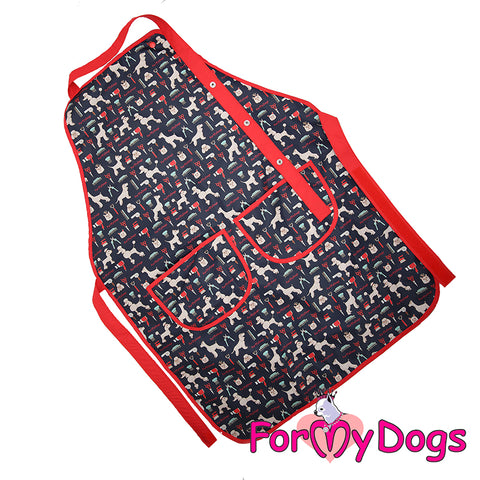 For My Dogs Grooming Apron SPECIAL ORDER