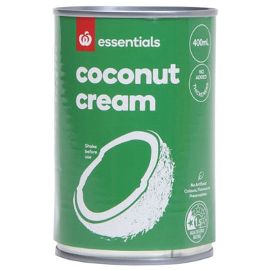 Coconut Cream, Regular