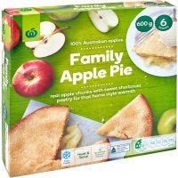 Family Apple Pie