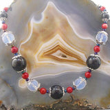 hematite long uk necklace design