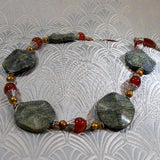 jade necklace handmade uk