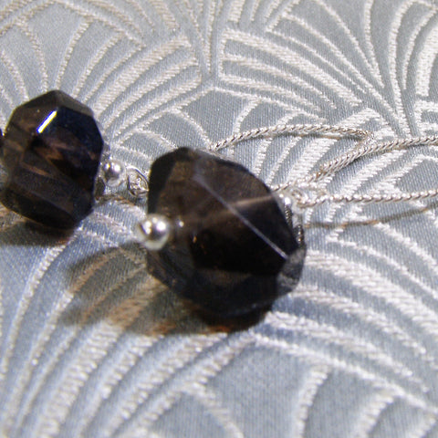 Quartz Semi-Precious Earrings UK