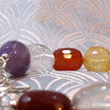 faceted semi-precious gemstones uk