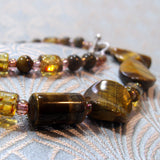 beautiful gemstone beads