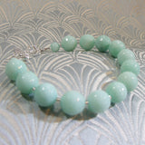 unique semi-precious handmade bracelet uk