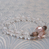 crystal handmade bracelet uk