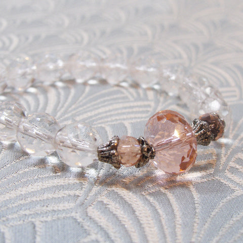 Stretch Crystal Handmade Bracelet
