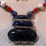 sodalite gemstone beads