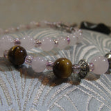 detail for semi-precious necklace