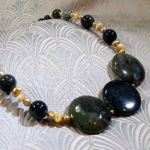 jasper necklace, jasper handmade jewellery sale online, jasper handcrafted jewellery necklace