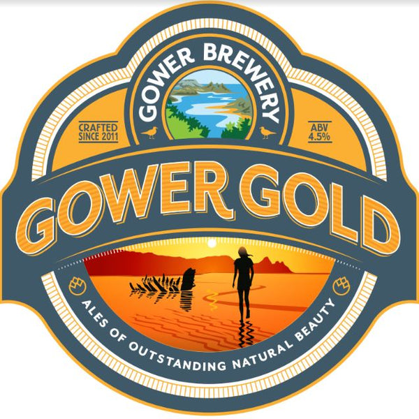 Gower Gold Pump Clip