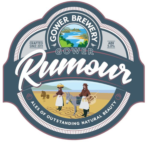 Gower Rumour Pump Clip