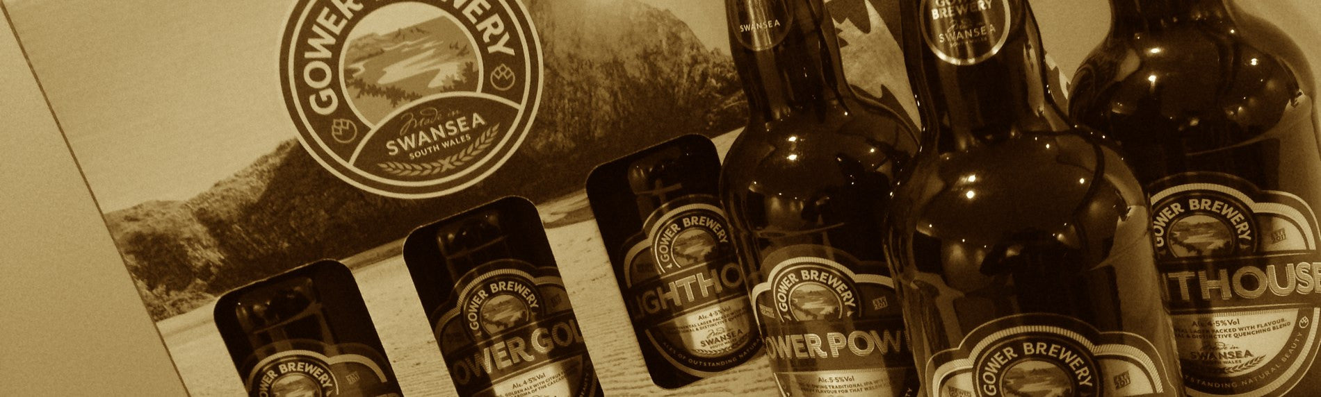 Gower Bottle Selection Gift Pack