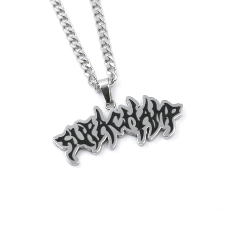 Supachamp necklace