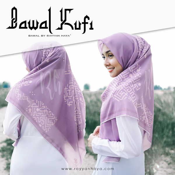 Bawal Kufi 50' (Dusty Purple)