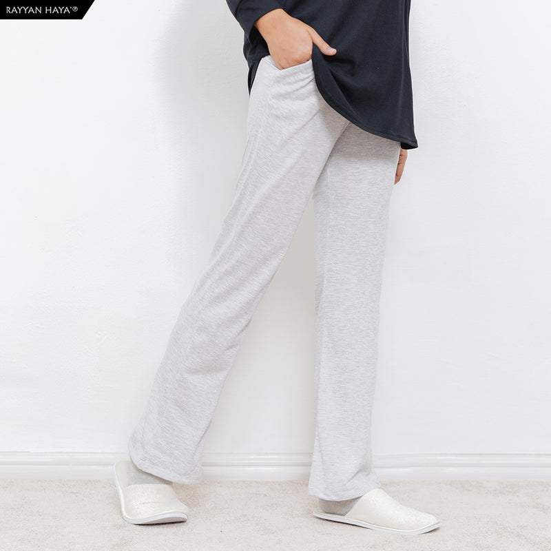 Basic Loose Pants (Heather)