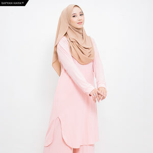 Wanda Long Top (Bubblegum)