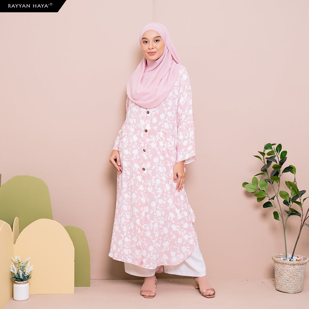 Adeera Long Top (Long Sleeves)